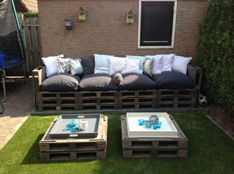 Pallet wood outdoor furniture plans pallet wood projects for What can you make with recycled pallets