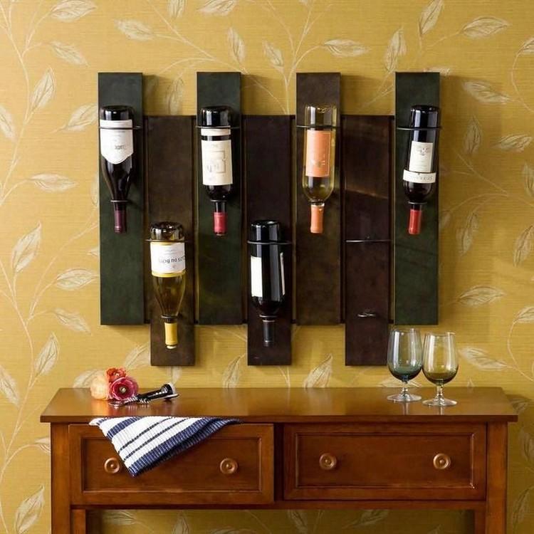 Wooden Pallet Wine Rack Plans Pallet Wood Projects