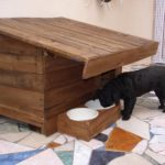 Pallet Dog House Idea