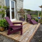 Pallet Outdoor Adirondack Chairs
