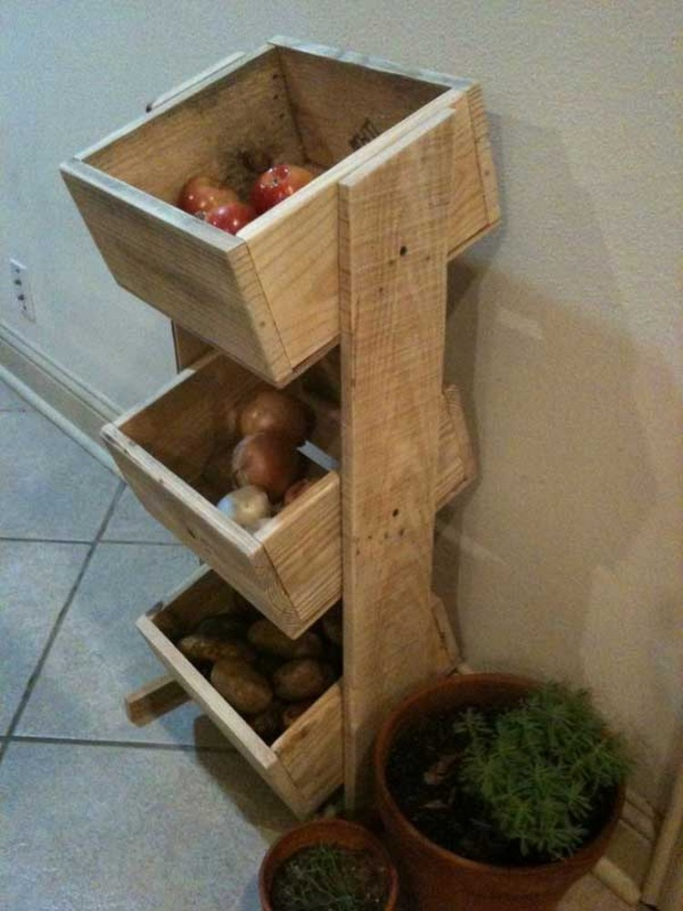 Pallet Projects for Kitchen | Pallet Wood Projects