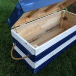 Wooden Pallet Chest