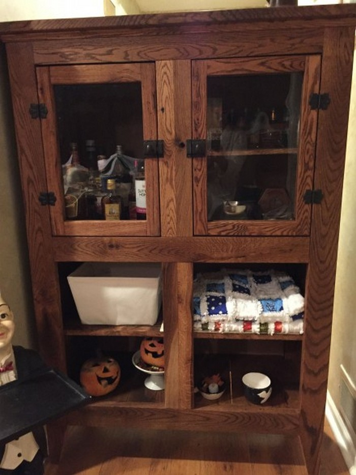 Kitchen Cabinets Made from Pallets | Pallet Wood Projects