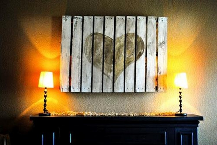 Decor Your Home With Pallets