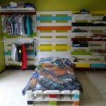 Pallet Bed for Toddlers