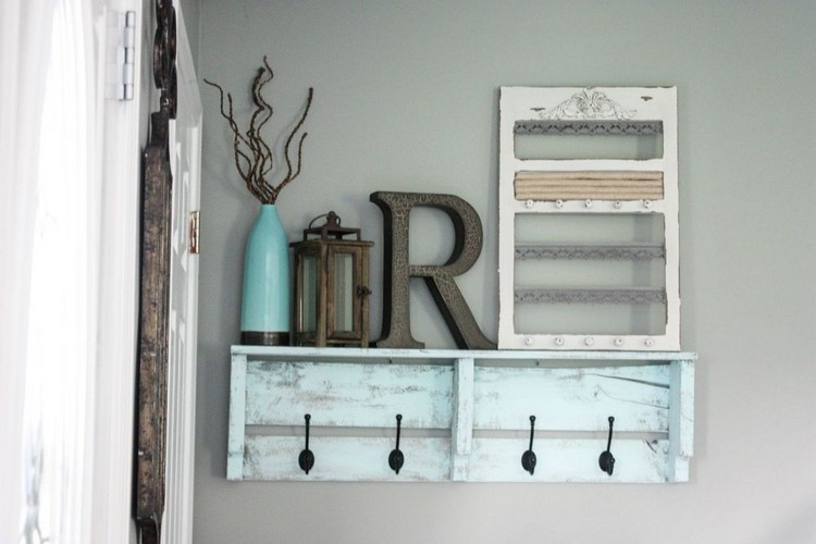Pallet Coat Rack Ideas