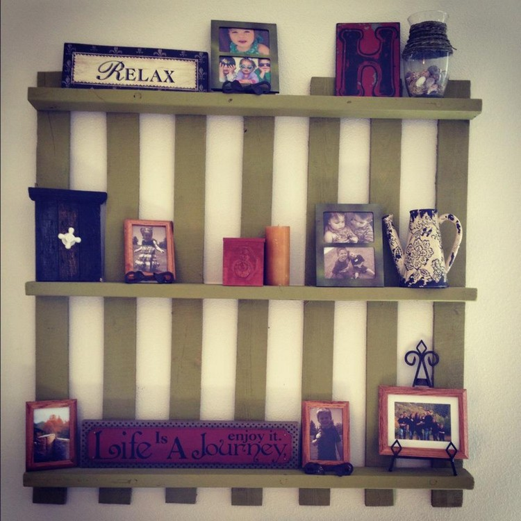 Pallet Decor Ideas: Decorate Your Home With Pallets