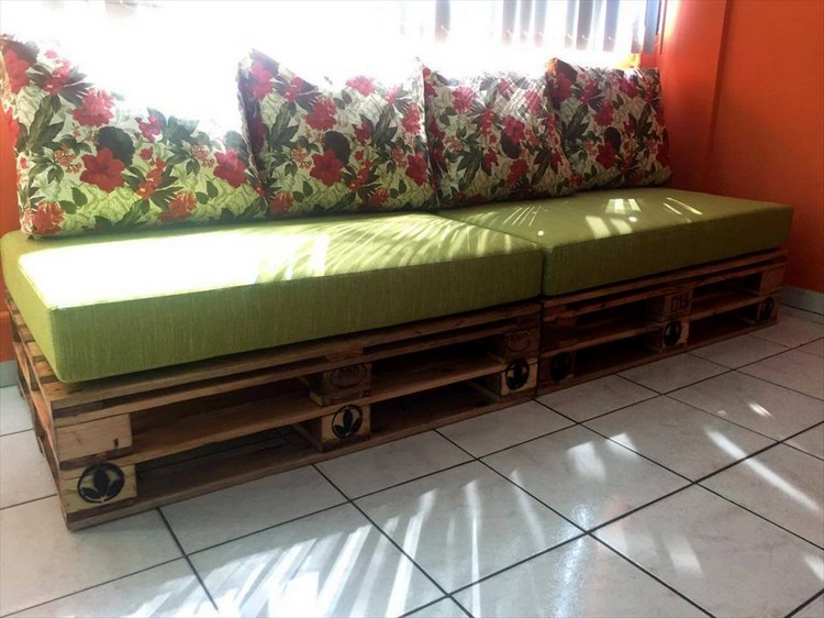 Whole Pallet Couch