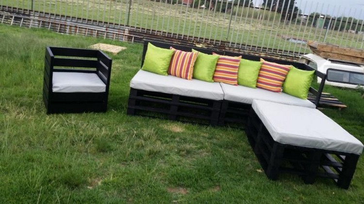 Patio Furniture Made From Pallets Outdoor Pallet Furniture Pallet Made  Outdoor Furniture Pallet Garden Furniture ...