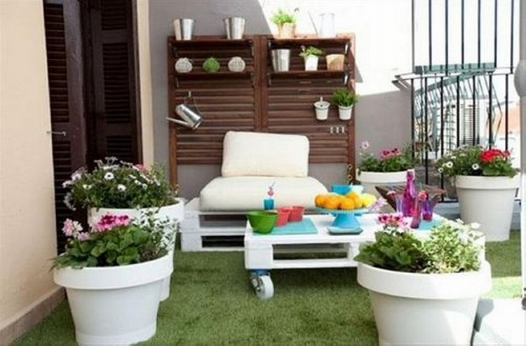 Pallet Ideas for Garden