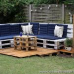 Pallet Patio Furniture Plans