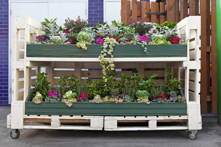 Pallet Patio Furntirue Decor Ideas