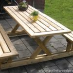 Pallet Picnic Furniture