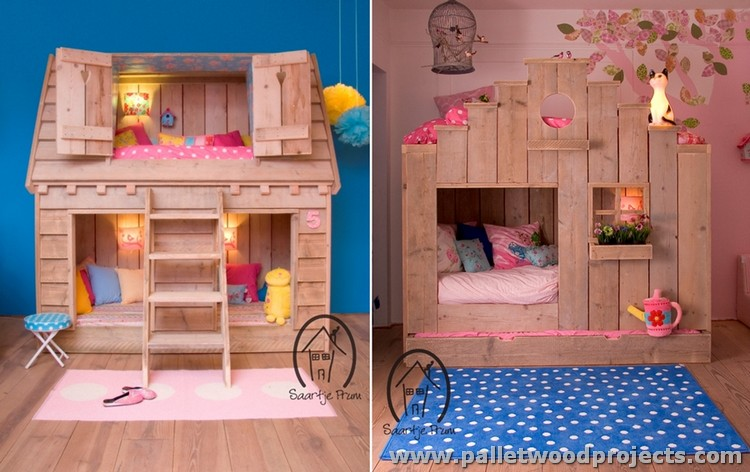 Kids Pallet Projects