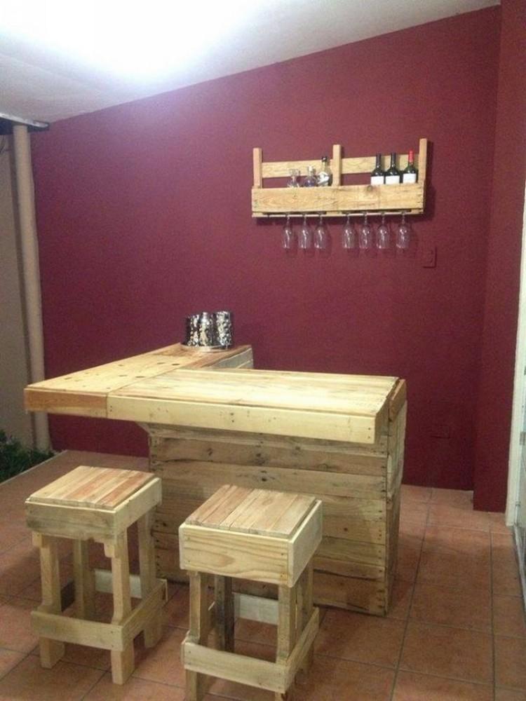 Pallet Bar Furniture