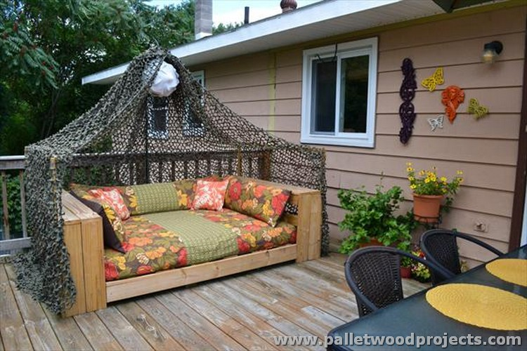 Pallet Daybeds