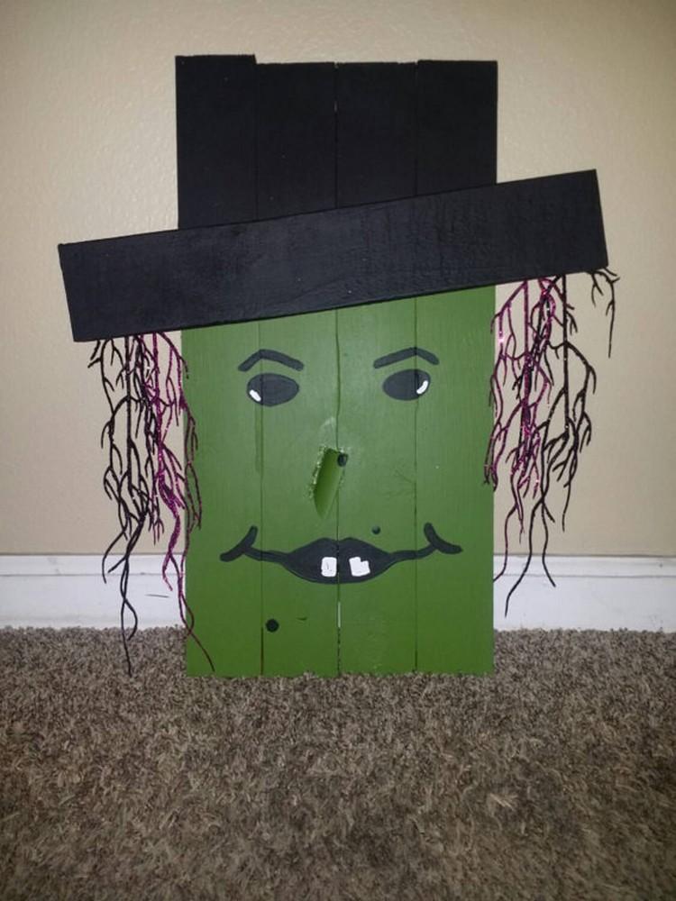 Pallet Halloween Ideas