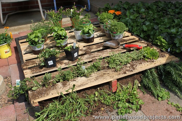 Wood Pallet Projects For Garden Pallet Wood Projects