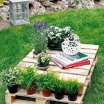Pallet Table Projects