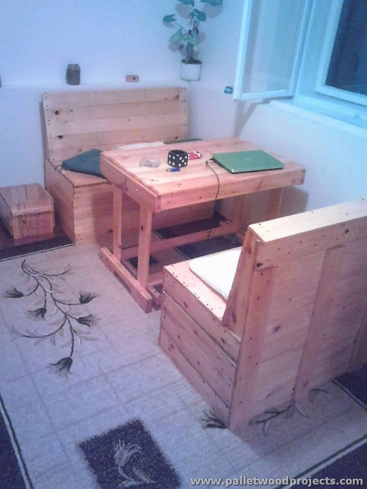 Pallet Wooden Furniture