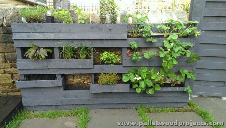 Adorable Pallet Wall Planter Ideas Pallet Wood Projects