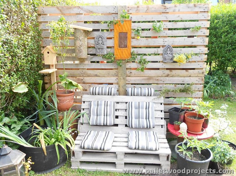 Furniture Ideas by Recycling Pallets Wood | Pallet Wood Projects