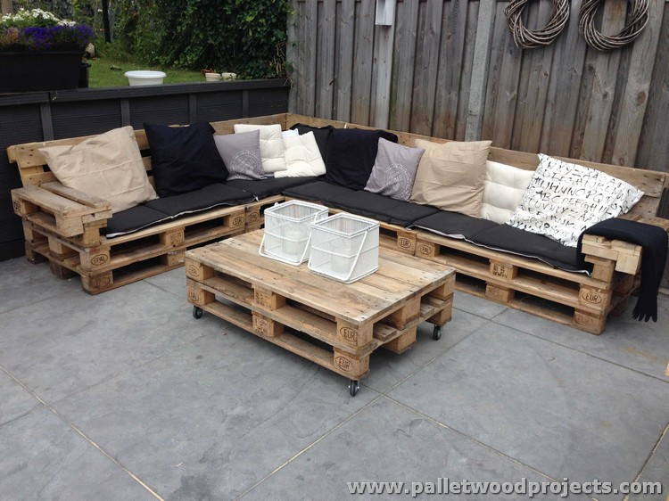 Things To Make Out of Pallets : Pallet Wood Projects