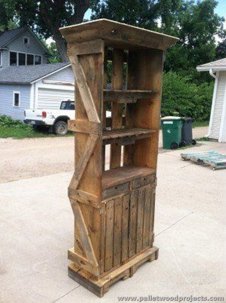 Things To Make Out Of Pallets Pallet Wood Projects