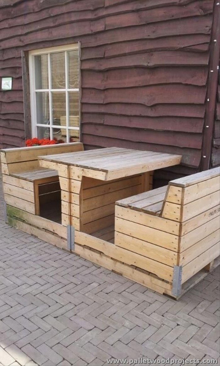 Things to do with recycled pallets pallet wood projects Pallet ideas