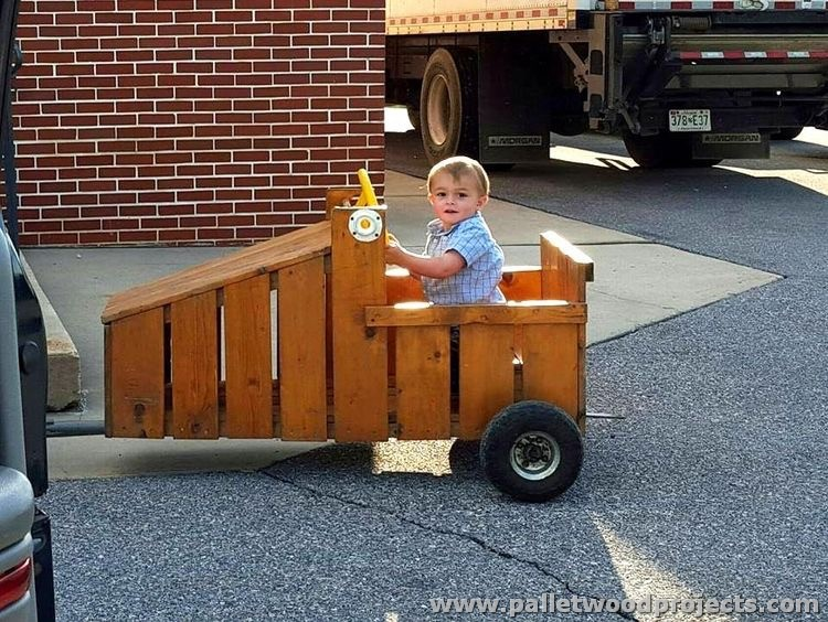Pallet Car for Kids