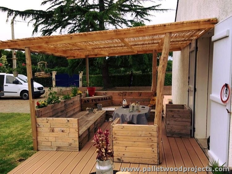 Creative Furniture Ideas With Wood Pallets Pallet Wood