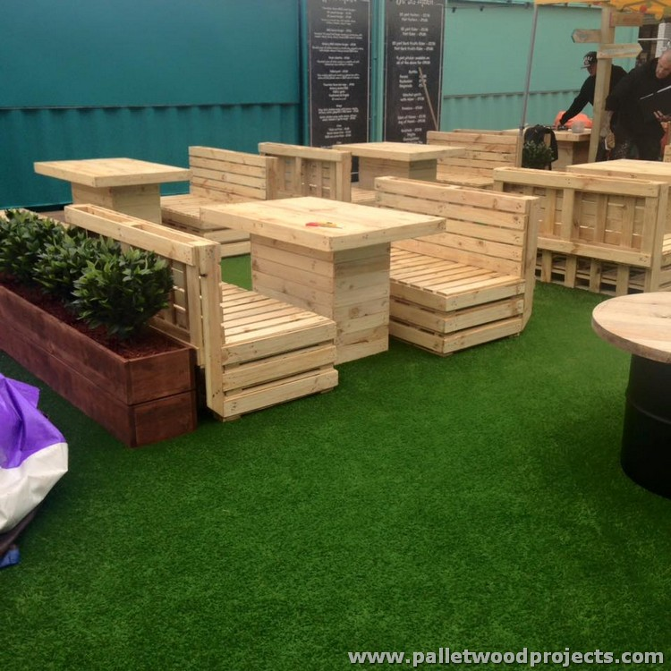 Tremendous Wooden Pallet Plans | Pallet Wood Projects