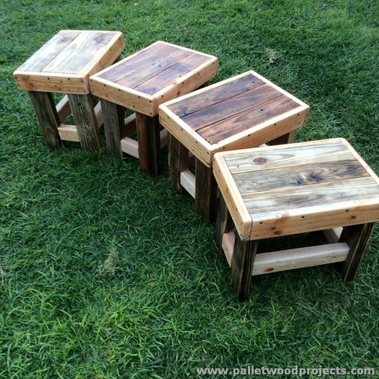 Recycled Pallet Patio Furniture Plans Wood Projects
