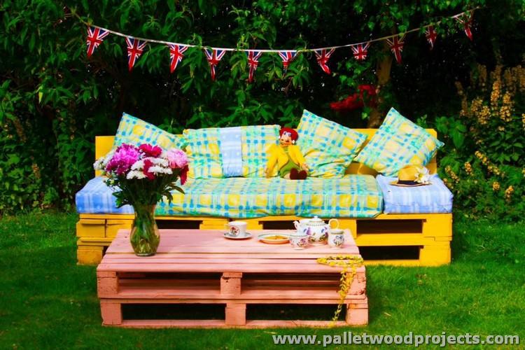 Whole Pallet Garden Furniture