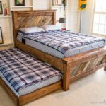 Pallet Double Bed
