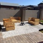 Pallet Patio Sitting Furniture