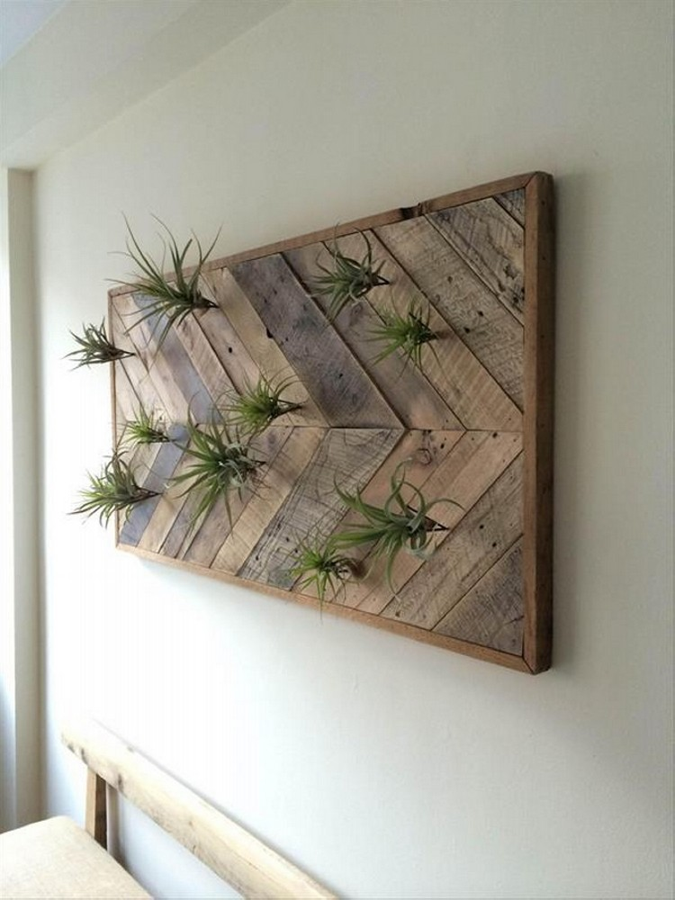 Wood Pallet Wall Art Pallet Wood Projects