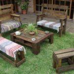 Pallet Garden Lounge Furniture