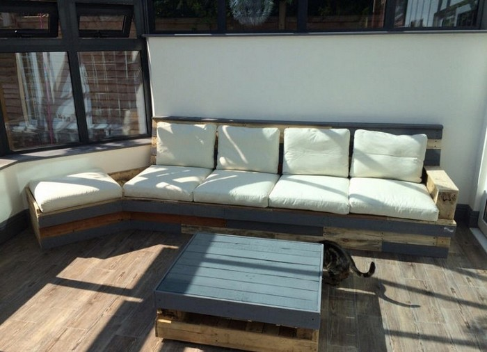 shipping pallet outdoor furniture ideas pallet wood projects