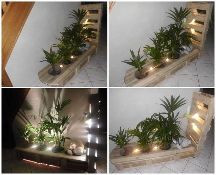 Pallet Planter Ideas
