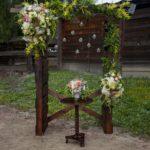 Pallet Wedding Decor