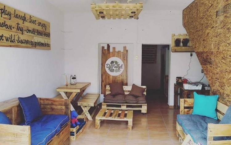Wooden Pallet Furniture