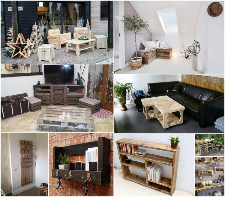 Inspired Ideas for Shipping Pallet Recycling