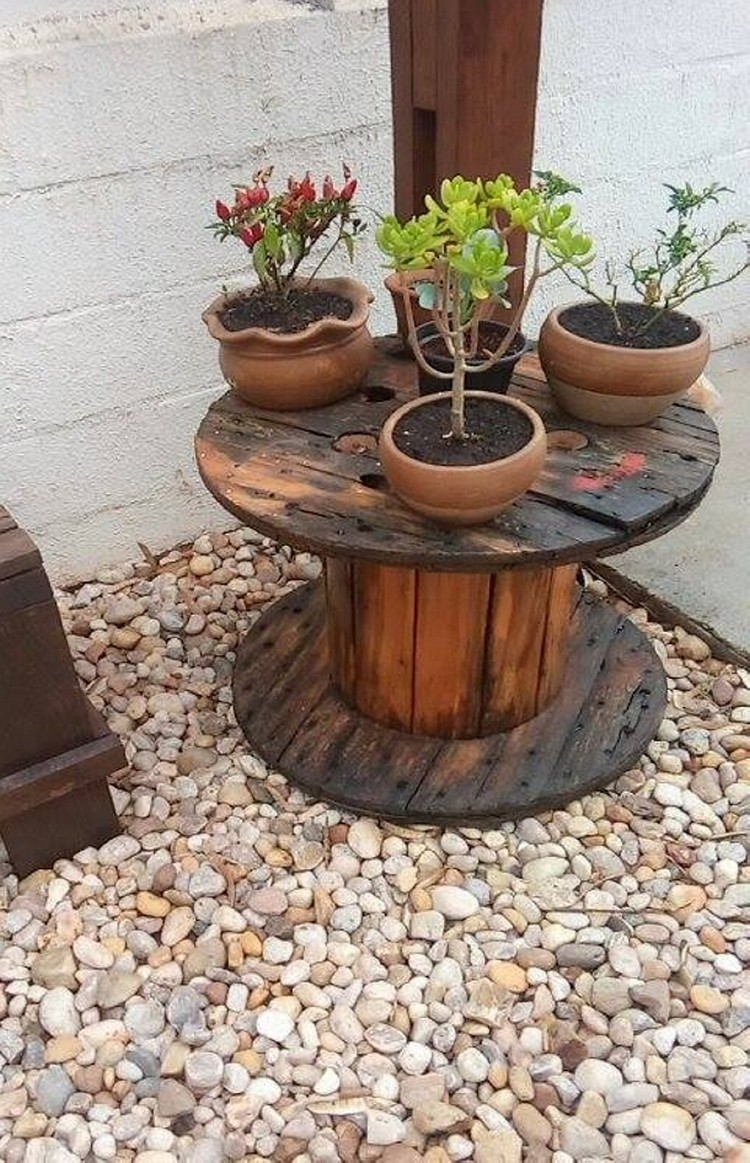 Pallet Cable Reel Recycled