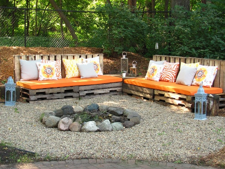 Amazing Wood Pallet Garden Furniture Ideas | Pallet Wood ...