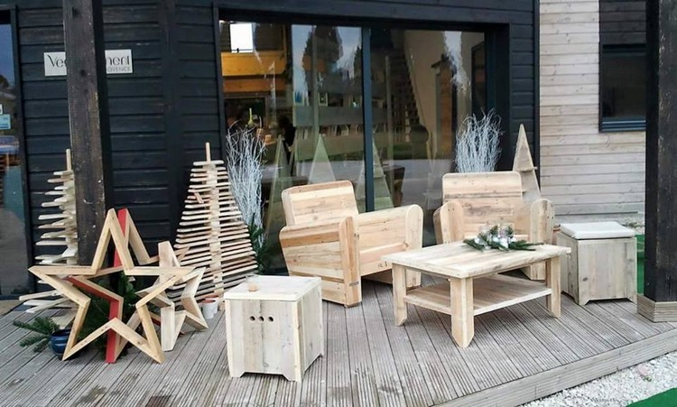 Pallet Outdoor Project