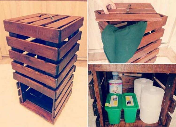 Pallet Storage Unit