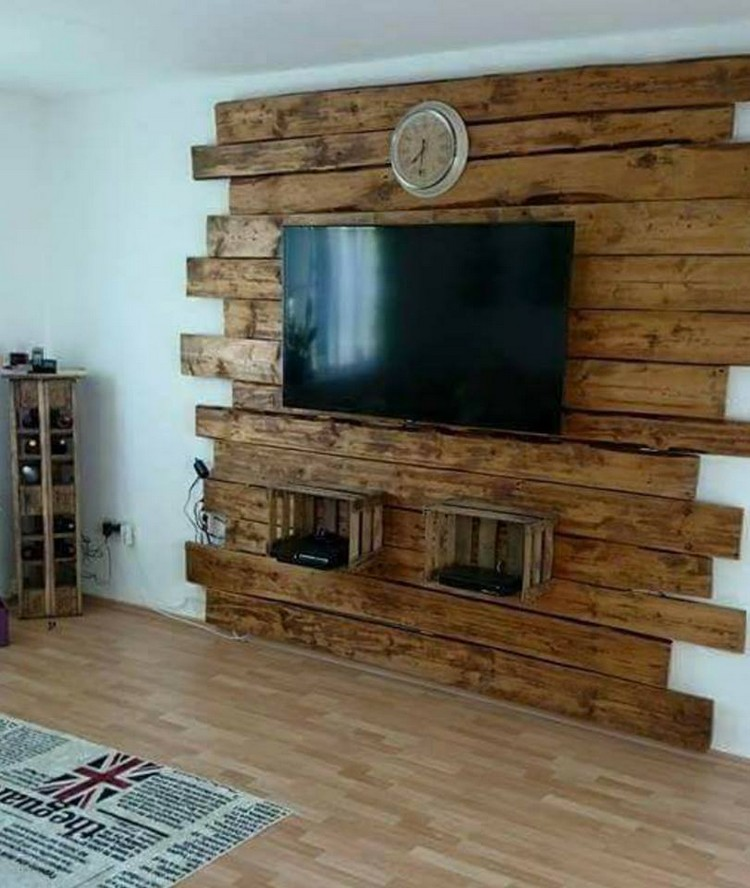 Stunning Wood Pallet Achievements Pallet Wood Projects