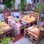 Wood Pallet Recycled Furniture