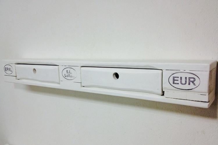 Euro Pallet Shelf